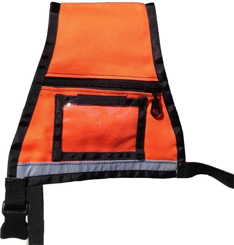 Premium Reflective Emotional Support Animal Vest with ID ...
